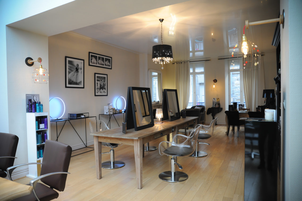 d coration et r novation salon de coiffure l 39 appartement