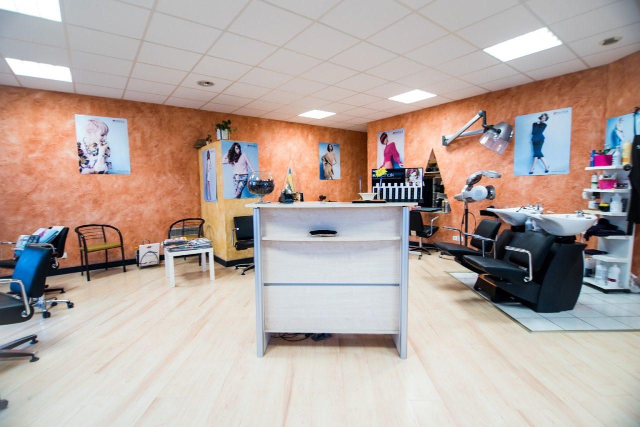 Rénovation Et Décoration Salon De Coiffure Côtes Darmor St Alban 22