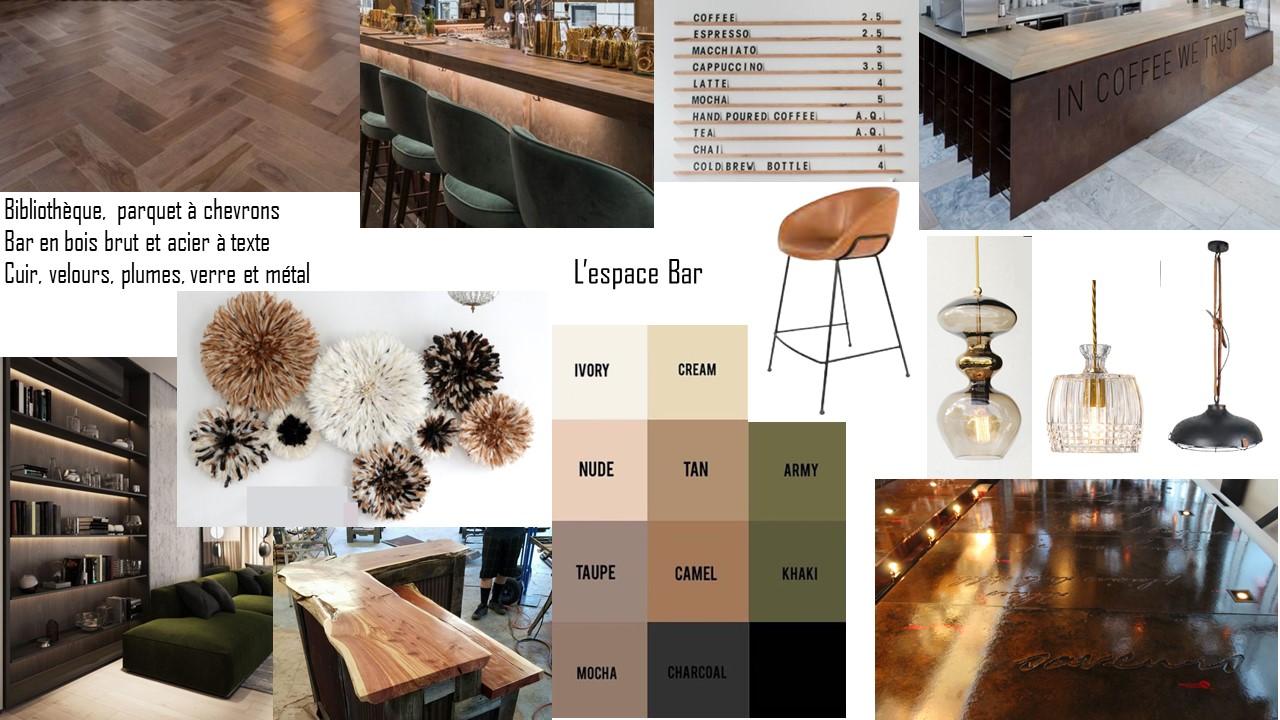 1 re tape planches tendances valid es restaurant couleurs et nuances. Black Bedroom Furniture Sets. Home Design Ideas